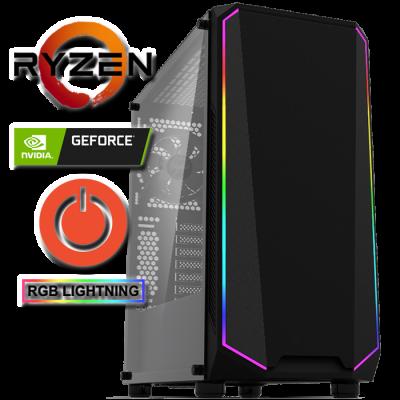 Игровой компьютер Roo7A 1536