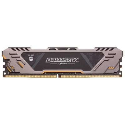 Модуль памяти DDR4 16Gb Crucial 2666MHz Ballistix CL16 (BLS16G4D26BFST)