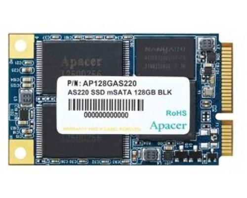 Накопитель SSD mSata 120Gb Apacer AST220 AP120GAST220-1