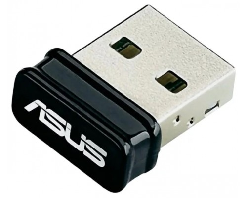 WiFi USB Asus USB-N10 Nano Беспроводной адаптер 150Мбит/с