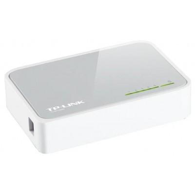Коммутатор TP-LINK TL-SF1005D 5 портов Ethernet 100 Мбит/с