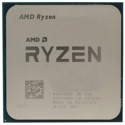 Процессор AM4 AMD Ryzen R9-3900X 3800Mhz OEM