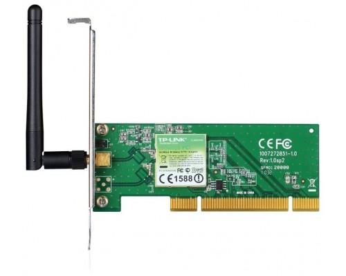 WiFi PCI TP-Link TL-WN751ND Беспроводный PCI Express адаптер, 150Мбит/с