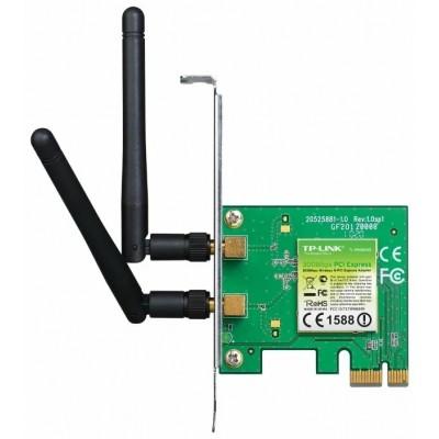 WiFi PCI-E TP-Link TL-WN881ND Беспроводный PCI Express адаптер, 300Мбит/с
