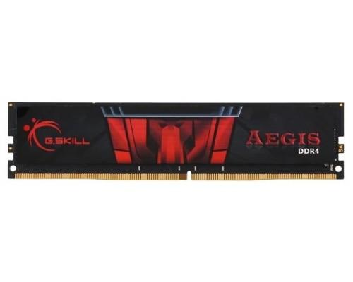 Модуль памяти DDR4 16Gb G.Skill 3000MHz AEGIS CL16 (F4-3000C16S-16GISB)