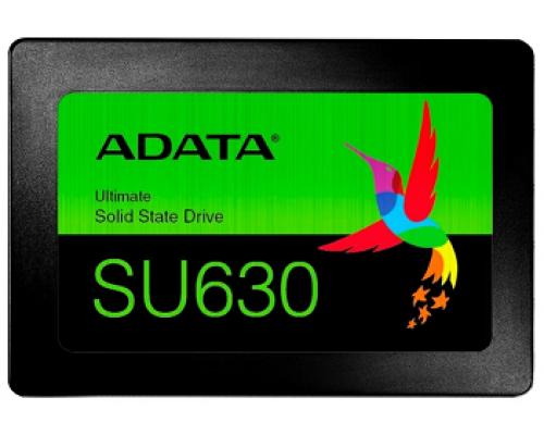 "Накопитель SSD 2,5"" 480Gb ADATA SU630 ASU630SS-480GQ-R"