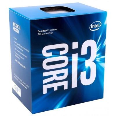 Процессор 1151 Intel Core i3 7100 3.90GHZ BOX