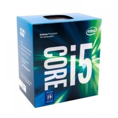 Процессор 1151 Intel Core i5 7500 3.4Gh BOX