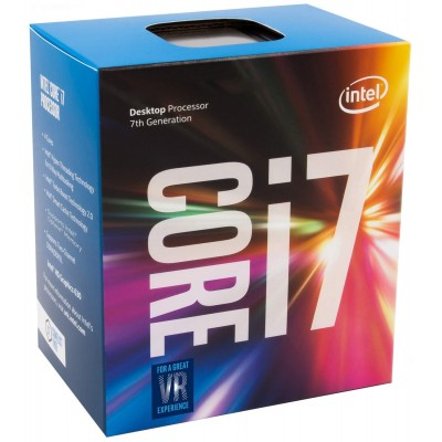 Процессор 1151 Intel Core i7 7700 3.6Gh BOX