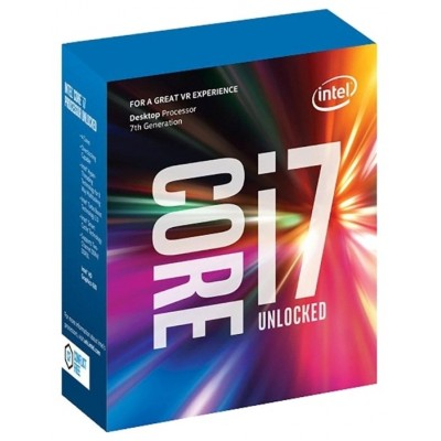 Процессор 1151 Intel Core i7 7700k 4.2Gh BOX