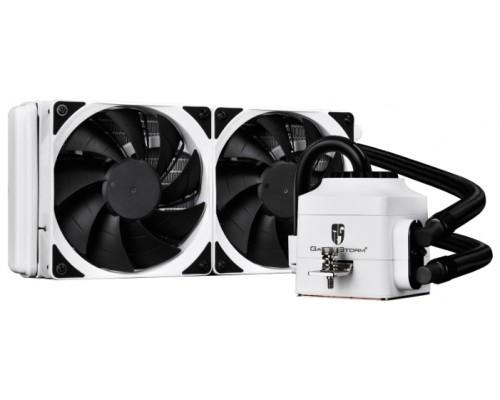 Комплект водяного охлаждения DEEPCOOL CAPTAIN 240 EX WHITE