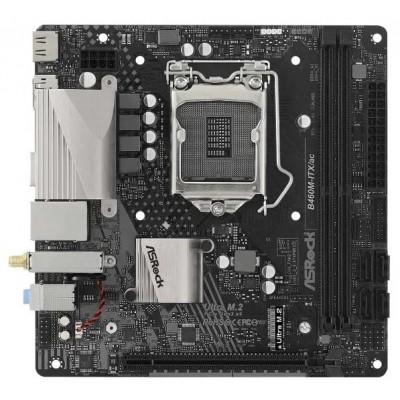 Материнская плата LGA1200 AsRock B460M-ITX/AC