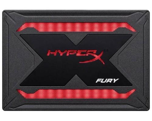 "Накопитель SSD 2,5"" 240Gb Kingston HyperX FURY RGB SHFR200/240G"