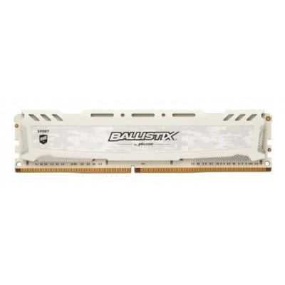 Модуль памяти DDR4 8Gb Crucial 2666MHz Ballistix CL16 (BLS8G4D26BFSCK)