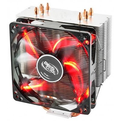 Кулер DEEPCOOL GAMMAXX400 RED