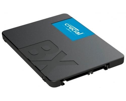 "Накопитель SSD 2,5"" 240Gb Crucial CT240BX500SSD1 BX500"