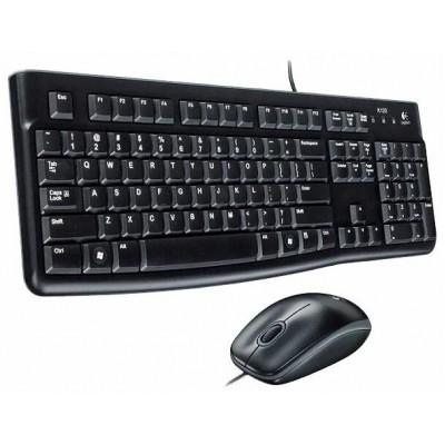 Набор Logitech Desktop MK120 USB