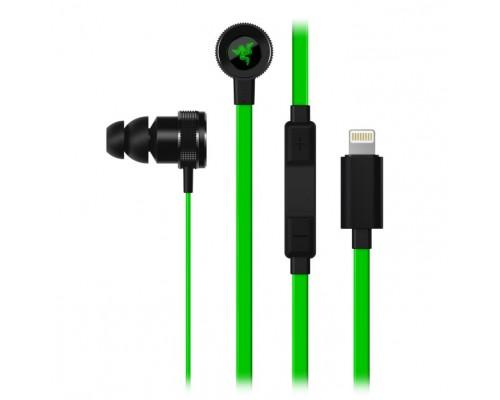 Наушники с микрофоном Razer Hammerhead for iOS (RZ04-02090100-R3G1)