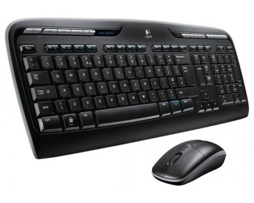 Набор Logitech Wireless Desktop MK330 USB