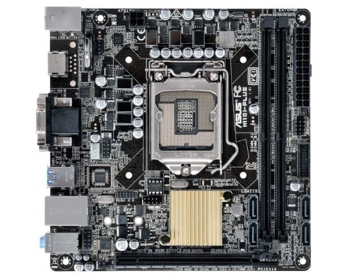 Материнская плата 1151 Asus H110I-Plus mini-ITX