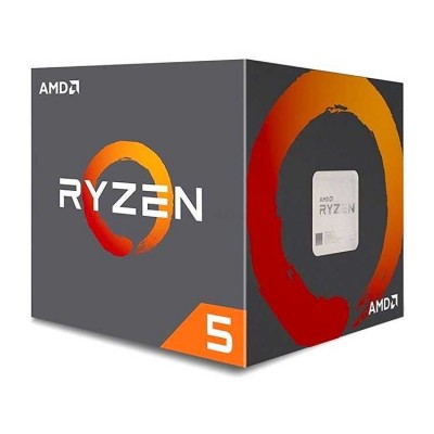 Процессор AM4 AMD Ryzen R5-3600X 3800Mhz BOX