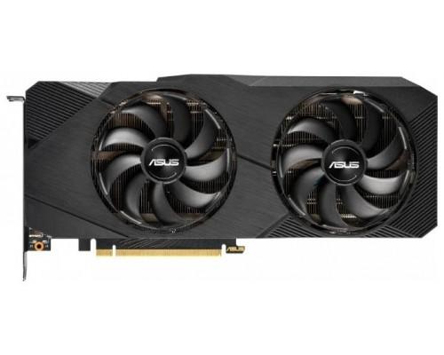 Видеокарта PCI-E GeForce RTX2070 Super 8Gb Asus DUAL-RTX2070S-O8G-EVO