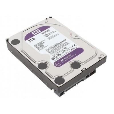 Жесткий диск Sata 3000Gb WD Purple WD30PURZ