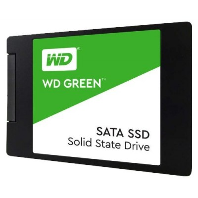 Накопитель SSD 2,5'' 240Gb TLC WD Green WDS240G2G0A