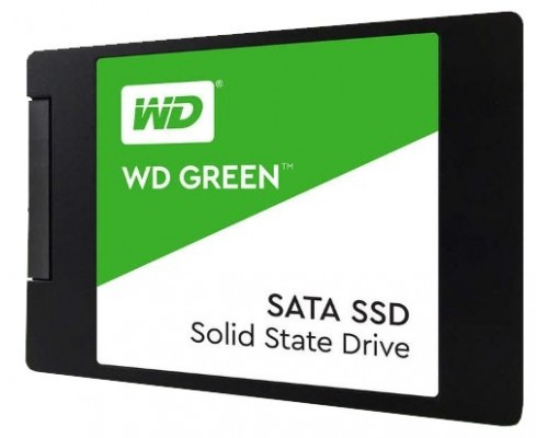 "Накопитель SSD 2,5"" 240Gb TLC WD Green WDS240G2G0A"