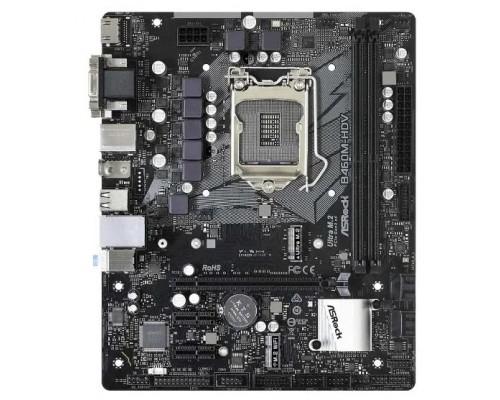 Материнская плата LGA1200 ASRock B460M-HDV