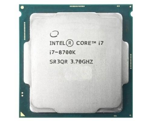Процессор 1151v2 Intel Core i7 8700K 3700Mhz OEM