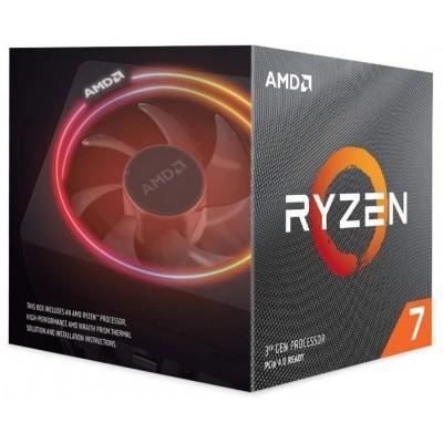 Процессор AM4 AMD Ryzen R7-3700X 3600Mhz BOX
