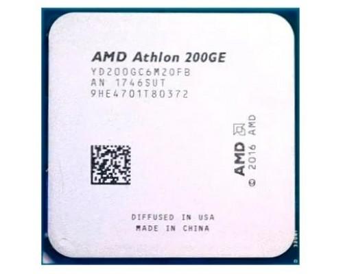 Процессор AM4 AMD Athlon 200GE 3200Mhz OEM