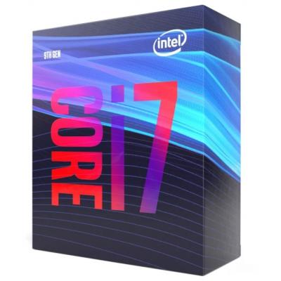 Процессор 1151v2 Intel Core i7 9700 3000Mhz BOX