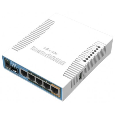 Маршрутизатор MikroTik hAP AC2 (RBD52G-5HacD2HnDTC)