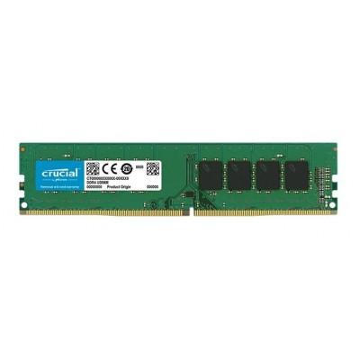 Модуль памяти DDR4 16Gb Crucial 2400MHz CL17 (CT16G4DFD824A)