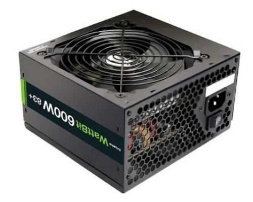 Блок питания ATX 600W Zalman WATTBIT ZM600-XE