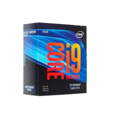 Процессор 1151v2 Intel Core i9 9900KF 3600Mhz BOX