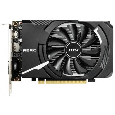 Видеокарта PCI-E GeForce GTX1650 Super 4Gb MSI AERO ITX OC