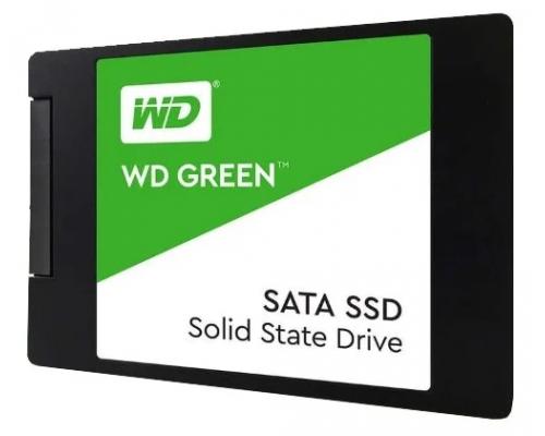 "Накопитель SSD 2,5"" 480Gb WD Green WDS480G2G0A"
