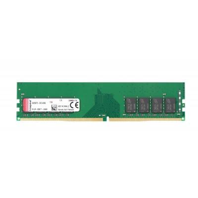 Модуль памяти DDR4 4Gb Kingston 2666Mhz CL19 (KVR26N19S6/4)