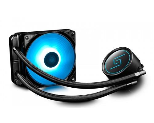 Комплект водяного охлаждения DeepCool GAMMAXX L120T Blue