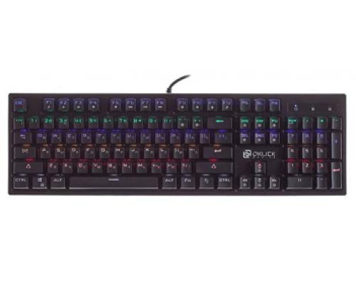 Игровая клавиатура OKLICK 940G VORTEX (Mechanical Switch)