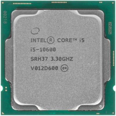 Процессор 1200 Intel Core i5 10600 3300Mhz OEM