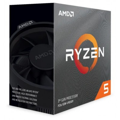 Процессор AM4 AMD Ryzen R5-3600 3600Mhz BOX