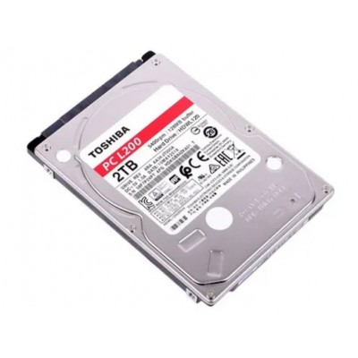 "Жесткий диск 2,5"" Sata 2000Gb Toshiba HDWL120UZSVA L200"