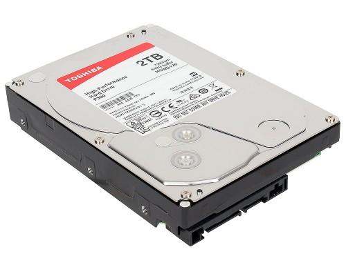 Жесткий диск Sata 2000Gb Toshiba HDWD120UZSVA P300