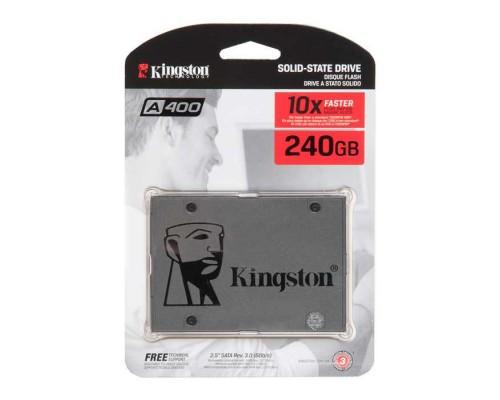 "Накопитель SSD 2,5"" 240Gb Kingston A400 SA400S37/240G"