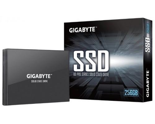 """Накопитель SSD 2,5"""" 256Gb Gigabyte UD PRO GP-GSTFS30256GTTD"""
