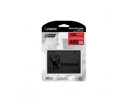 "Накопитель SSD 2,5"" 480Gb Kingston A400 SA400S37/480G"